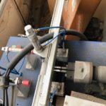 2-fach Doppel-Bohrmaschine Detail 2