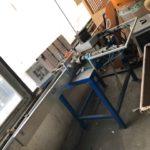 2-fach Doppel-Bohrmaschine mit zwei Einheiten