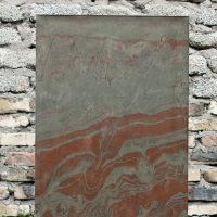 verbundglas gmvg stone glas dünnschiefer stein wandverkleidung küchenrückwand duschrückwand glas mayer